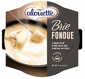 Fondue for this Season's Entertainment - Alouette Brie Fondue