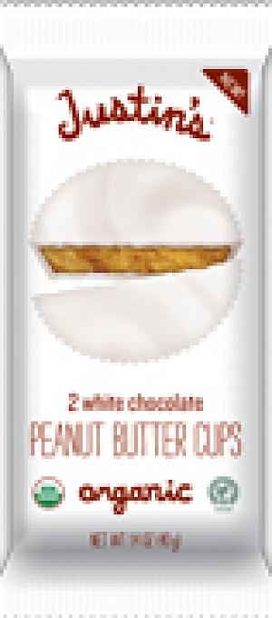 A tasty organic treat - Justin's Peanut Butter Cups