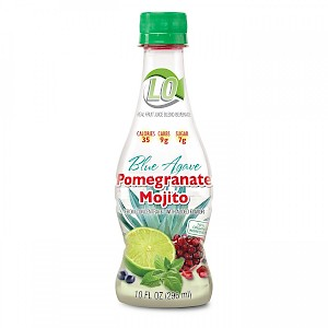 Lo Pomegranate Mojito