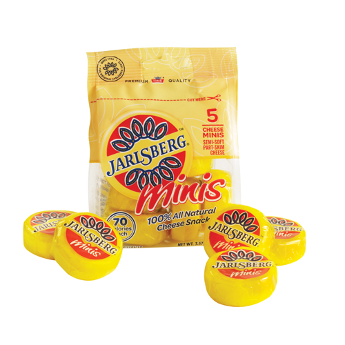 Jarlsberg Minis Cheese Snacks