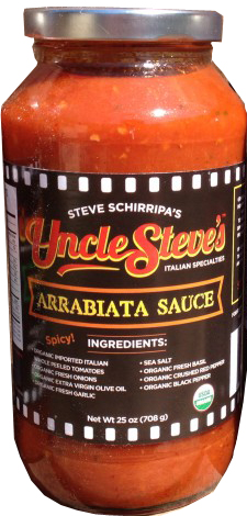 Steve Schirripa's Uncle Steve's: Pasta Sauce