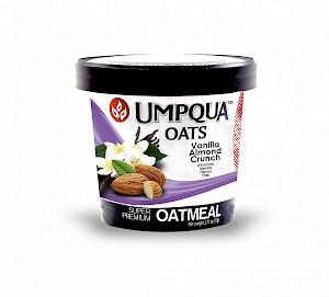 Umpqua Oats Super Premium Oatmeal Vanilla Almond Crunch