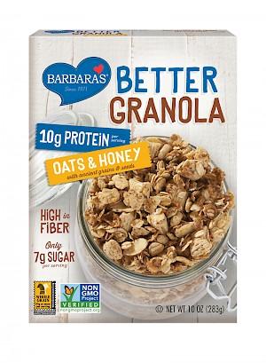 Barbara's Better Granola Oats & Honey