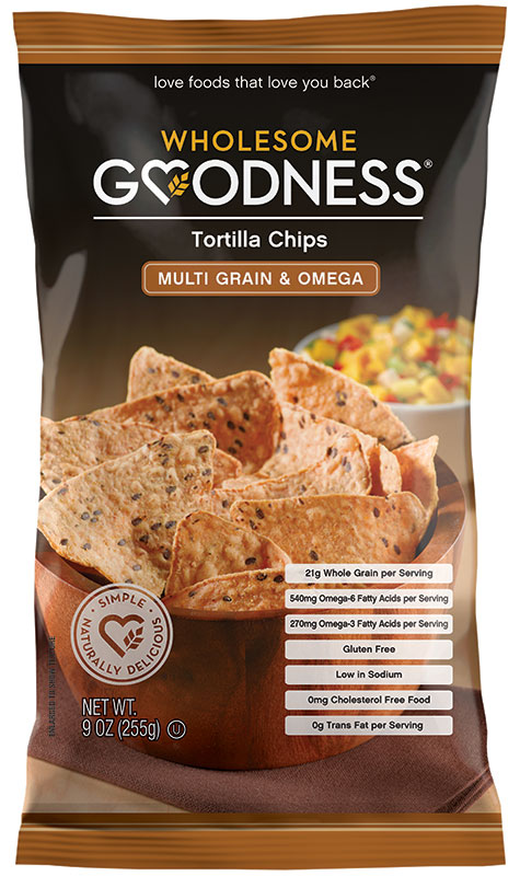 Wholesome Goodness: Tortilla Chips