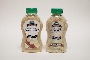 Sconnie Foods Squeezable Sauerkraut Original style