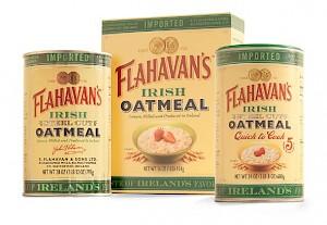 Flahavan's Steel Cut Quick to Cook Irish Oatmeal Original