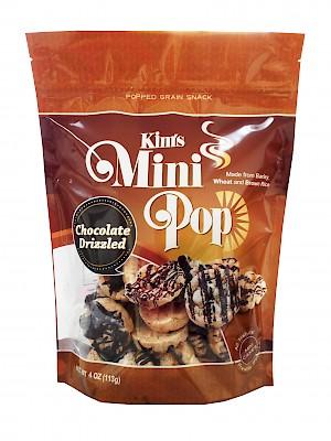 Kim's Magic Pop Mini Pop Chocolate Drizzled