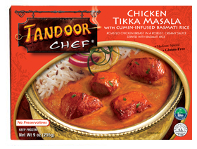 Tandoor Chef: Chicken Tikka Masala