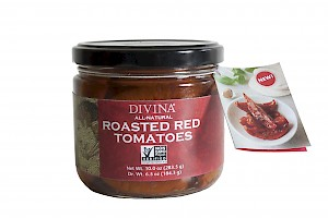 Divina Roasted Red Tomatoes