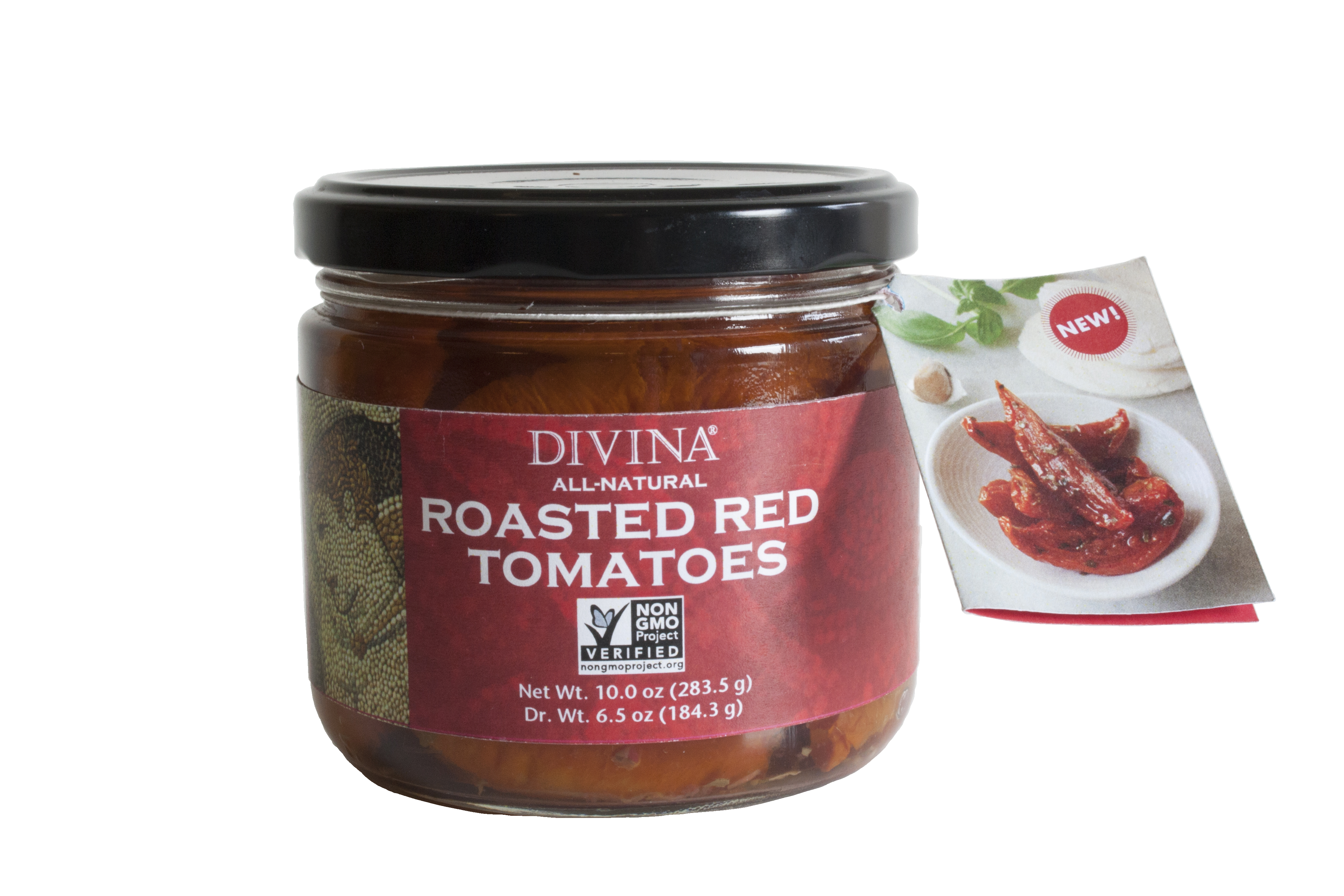 Divina: Roasted Red Tomatoes