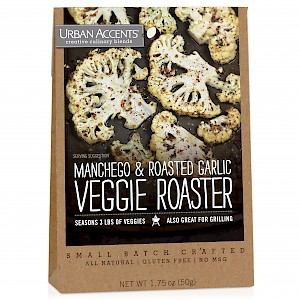 Urban Accents Veggie Roaster Manchego & Roasted Garlic