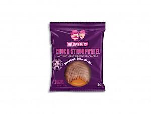 Belgian Boys Choco Stroopwafel Caramel & Milk Chocolate is a HIT