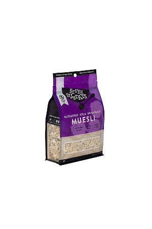 Seven Sundays Muesli Blueberry Chia Buckwheat