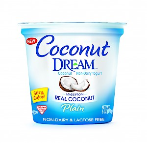 Coconut Dream Non-Dairy Yogurt is a MISS