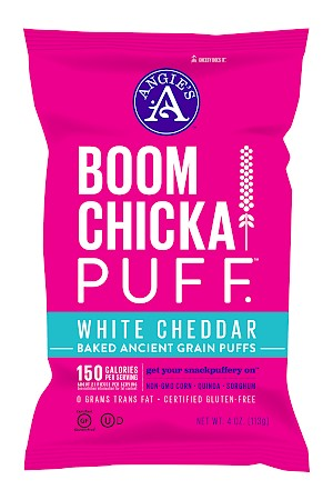 Angie's Artisan Treats BOOMCHICKAPUFF White Cheddar
