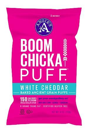 Angie's Artisan Treats BOOMCHICKAPUFF White Cheddar