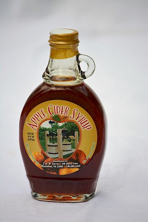 J & W Farm Apple Cider Syrup is a MISS!