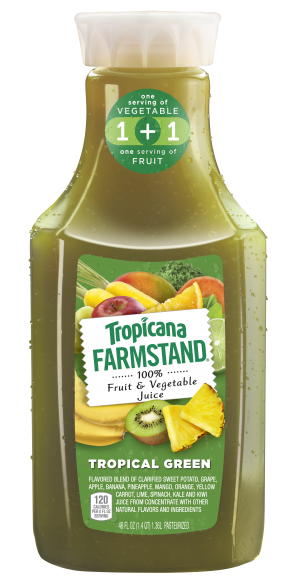 Tropicana Farmstand Tropical Green