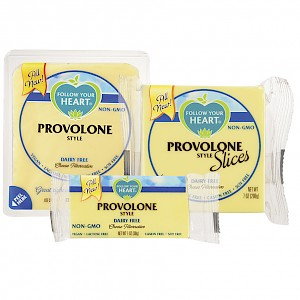 Follow Your Heart Dairy Free Cheese Alternative Provolone