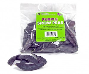 Frieda's Inc. Purple Snow Peas
