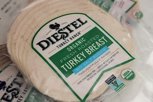 Diestel Family Organic Turkey Breast Slices French Roasted