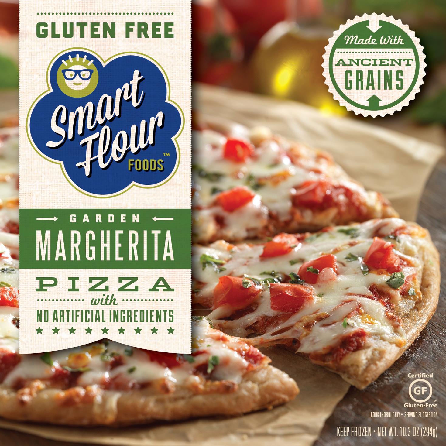 Smart Flour Foods: Pizza