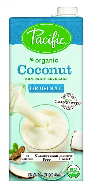 Pacific Foods Organic Coconut Non-Dairy Beverage Original