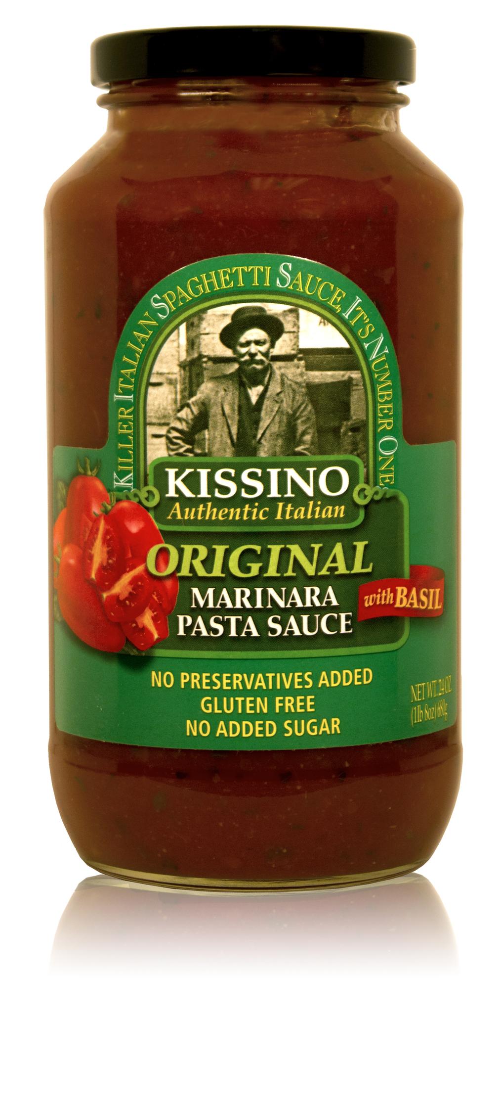 Kissino: Kissino Pasta Sauce