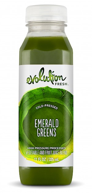 Evolution Fresh Cold-Pressed Juice Emerald Greens