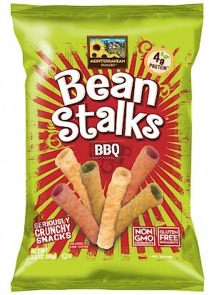 Mediterranean Snacks BeanStalks BBQ