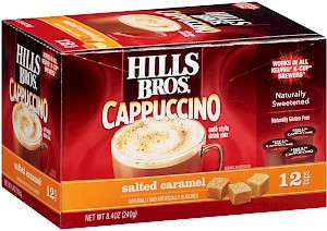 Hills Bros. Cappuccino Salted Caramel