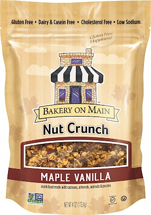 Bakery On Main Nut Crunch Snack Maple Vanilla is a HIT
