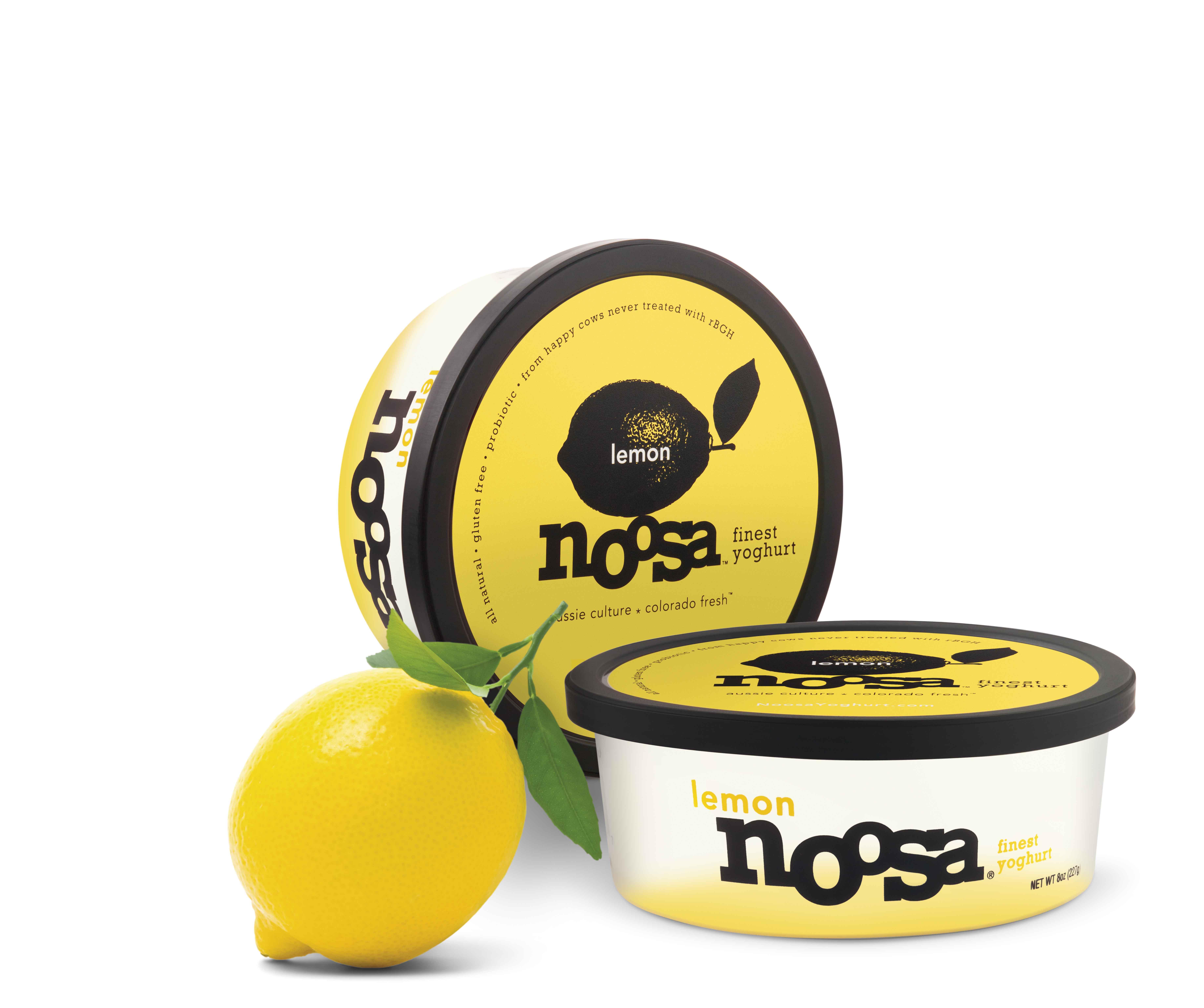 noosa yoghurt lemon