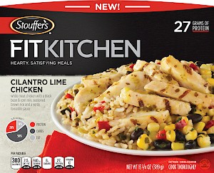 Stouffer's Fit Kitchen Cilantro Lime Chicken