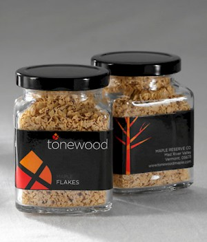 Tonewood Maple Flakes is A HIT