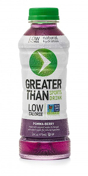 Greater Than Sports Drink Pomma Berry is a HIT