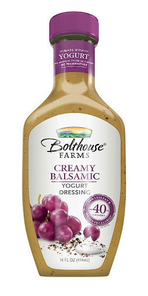 Bolthouse Farms Yogurt Dressing Creamy Balsamic is a HIT