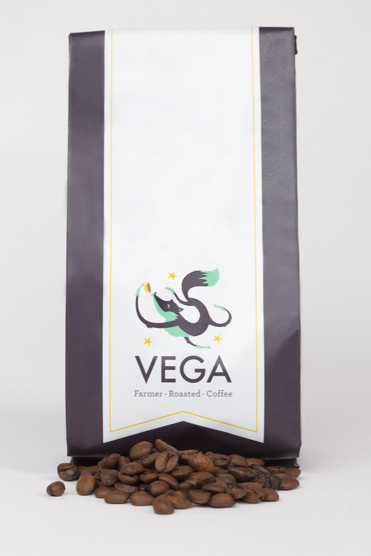 Vega Coffee: Dark Roast