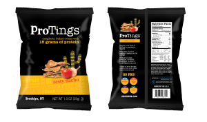 ProTings Protein Chips Zesty Nacho is a HIT