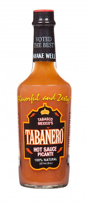 Tabañero Hot Sauce Picante Original is a HIT