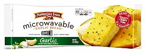 Pepperidge Farm Microwavable Garlic Bread is a MISS