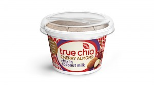 Sundia Corporation True Chia Cherry Almond in Coconut Milk