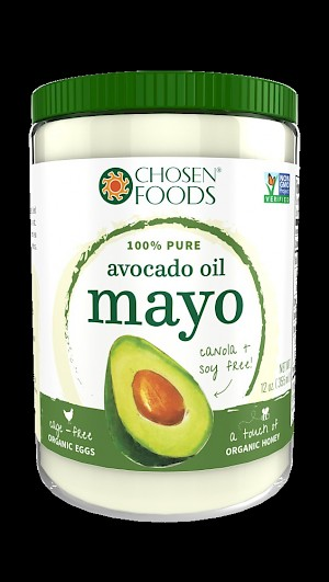 Chosen Foods Avocado Oil Mayo Original is a HIT
