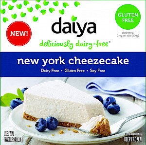 Daiya Foods Cheezecake New York is a HIT
