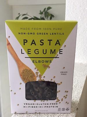 Pasta Legume 100% Lentil Pasta Elbows is a HIT!