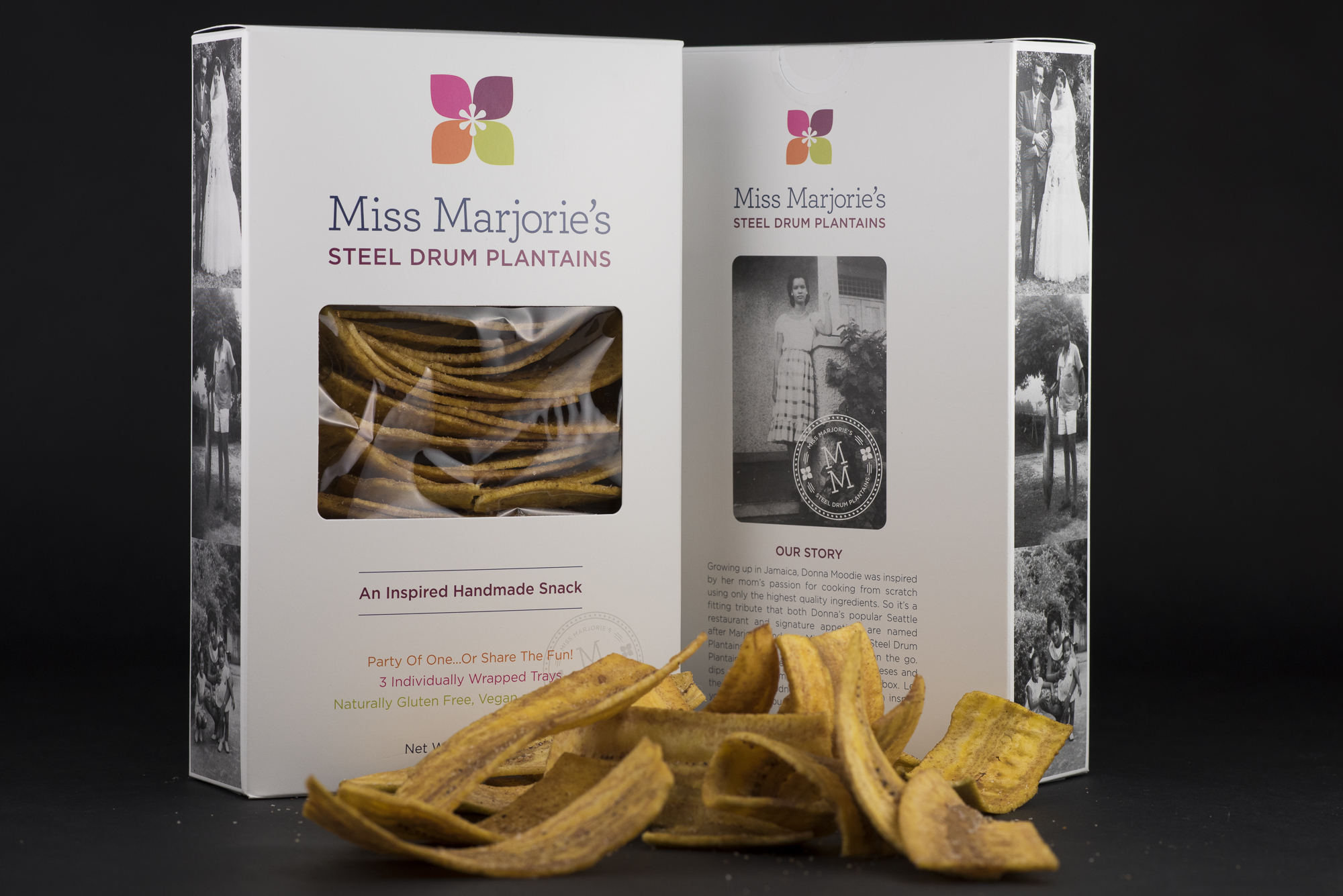 Miss Marjorie's: Steel Drum Plantains