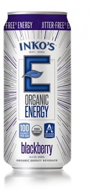 Inko's Organic Energy Blackberry