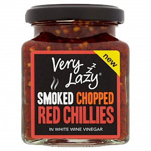 Very Lazy Smoked Chopped Red Chilies is MY PICK OF THE WEEK!