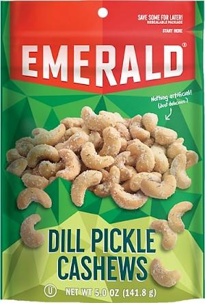 Emerald Cashews Dill Pickle