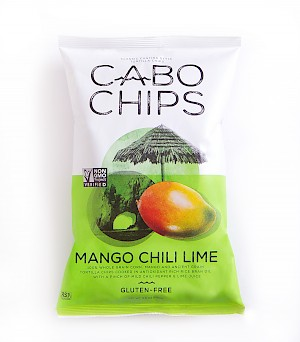 Cabo Chips Tortilla Chips Mango Chili Lime is a HIT.